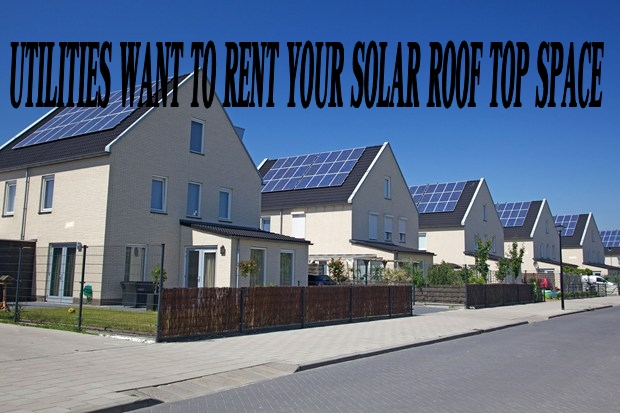 THE CATCH, RENTING YOUR SOLAR ROOF SPACE