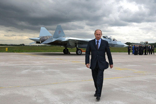 Putin Prepared for War