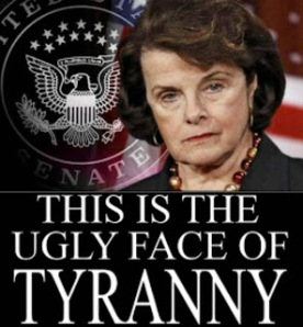 ugly face of tyranny