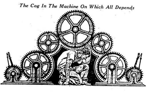 ! ! ! ! A A A A POWER OF THE COG