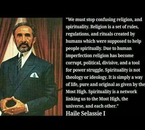 Spirituality Hali Salassi