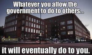 What You Allow Gov