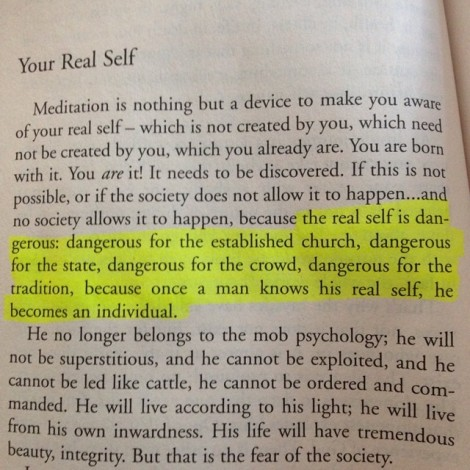 YOUR REAL SELF