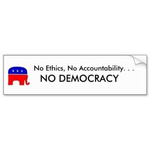 Accoutablity No Ethics