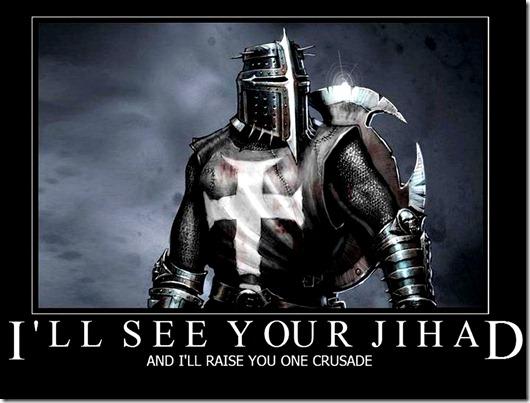 Clash of Civilization Jihad Crusade