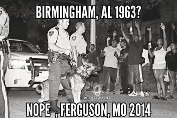 Ferguson  Anti-Media #MikeBrown