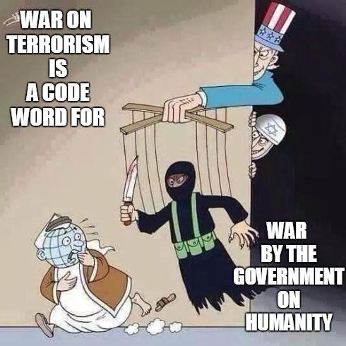 Terrorism War on Humanity