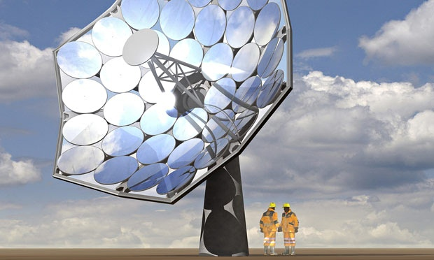 ibm solar airlight energy