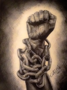 Black Power Chains Loosed