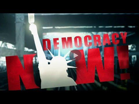 Democracy Now Logo