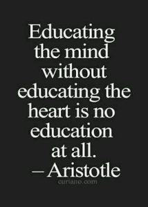 Educating Mind Heart