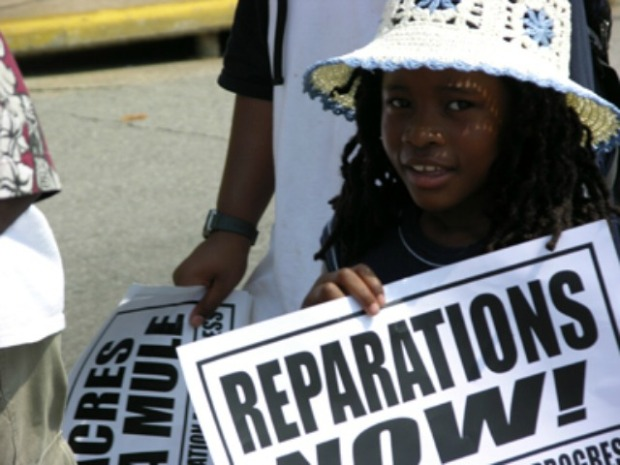 Black Reparations Survey