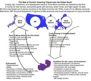 Economic Web of Control