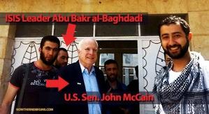 McCain and Terrorist