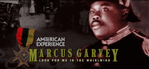 Marcus Garvey- Look For Me in the Whirl wind