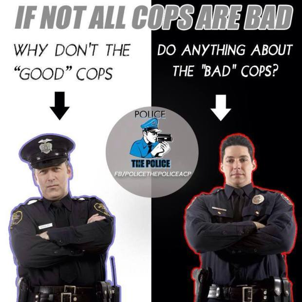 """No Snitching, Policing for Profit """"Good"""" Cops Under Attack 
