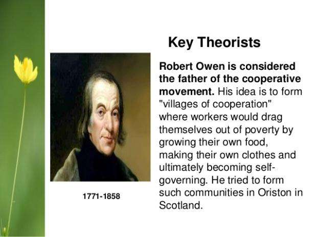 CoOps Robert Owen