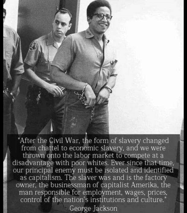 George jacson capitalism