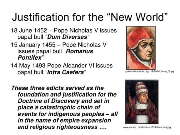 Papal Justification