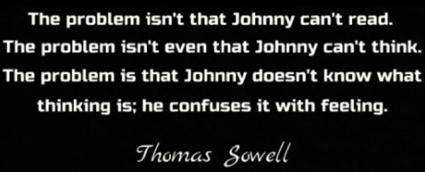 Thomas Sowell Johnny